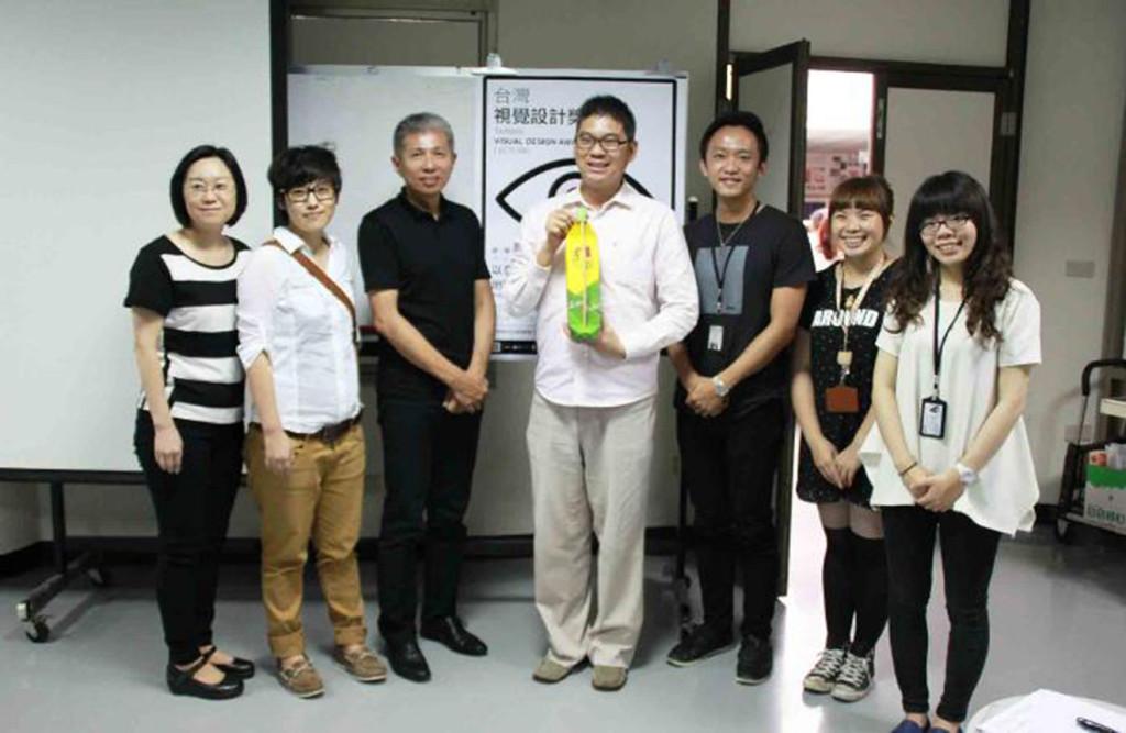 台灣視覺設計展系列講座 在地文化為品牌加溫