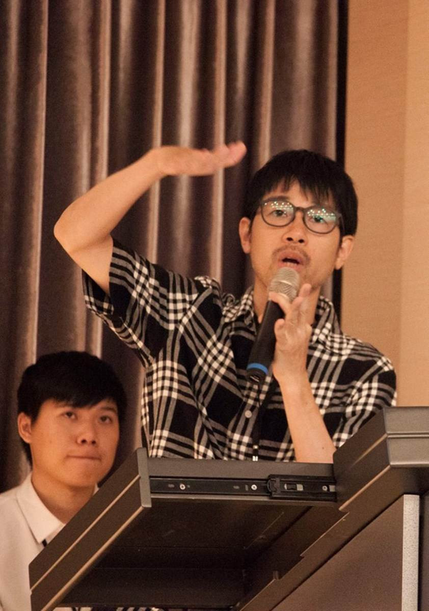 日本現代藝術家Cobird小林利充演講