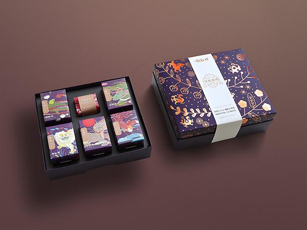 祥獸獻瑞-茶點禮盒